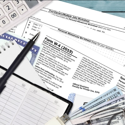 Taxes and SSDI