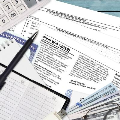 Taxes and SSDI