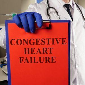 Congestive Heart Failure and SSDI